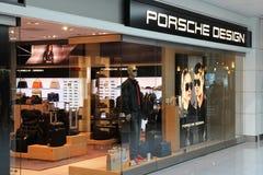 Conception de Porsche Image stock