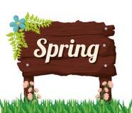 Conception de printemps Photo stock