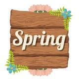 Conception de printemps Image stock