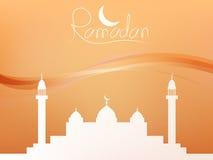 Conception de Ramadan Photos stock