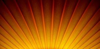 Conception de rayon de soleil de lever de soleil d'art déco Photo libre de droits