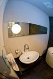 Conception de salle de bains Photographie stock libre de droits