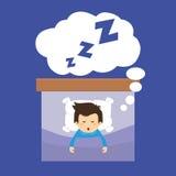 Conception de sommeil Images stock