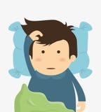 Conception de sommeil Image stock