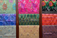 Conception de Songket Images stock