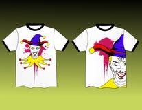 Conception de T-shirt Images stock