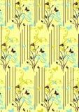 Conception de textile Photographie stock