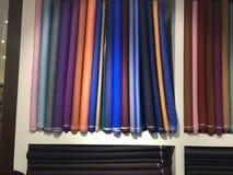 Conception de tissu Photographie stock