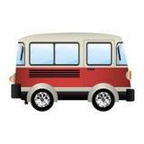 Conception de véhicule de transport Photo stock