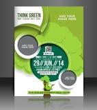 Conception de vert d'Eco