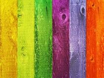 Conception en bois grunge affligée de fond de texture Images libres de droits