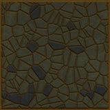 Conception en pierre grise de texture de plancher Images stock