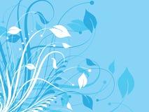 Conception florale Images libres de droits