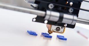 conception fonctionnante de yelement de mécanisme de l'imprimante 3d du dispositif pendant les processus Photos stock