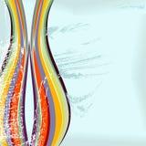 Conception grunge abstraite illustration de vecteur