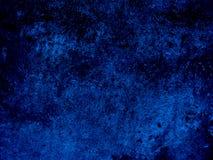 Conception grunge bleu-foncé de disposition de fond photographie stock libre de droits