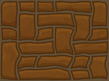 conception IL de papier peint de bannière de texture sans couture de mur en pierre belle illustration de vecteur