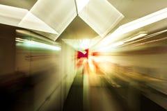 Conception intérieure abstraite Images libres de droits