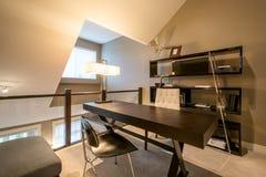 Conception intérieure confortable de siège social Photographie stock libre de droits