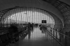 Conception intérieure d'architecture abstraite du bâtiment moderne photo stock
