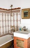 Conception intérieure de salle de bains Photo libre de droits