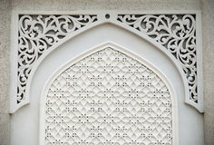 conception islamique Photo stock