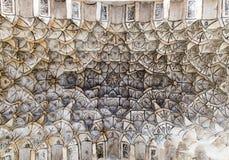 Conception marocaine de plafond Photo libre de droits