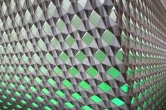 Conception moderne d'architecture Photo libre de droits