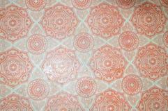 Conception orange Photos stock