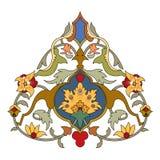 Conception ornementale décorative d'illustration d'arabesque arabe illustration stock