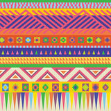 Conception ornementale de couleur Image stock