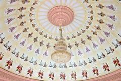 Conception principale de hall - Inde images libres de droits