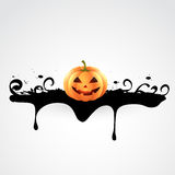 Conception rampante de Halloween Images libres de droits