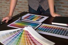 Conceptions créatives de concept de concepteurs image stock