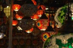 Conceptions de lampe Photos libres de droits