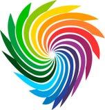 Conceptions de logo de triangle images stock