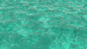 Conceptions de résumé des briques illustration de vecteur