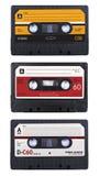 Enregistreurs à cassettes images libres de droits