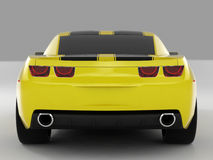 Concepto 2009 de Chevrolet Camaro Fotografía de archivo libre de regalías