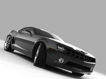 Concepto 2009 de Chevrolet Camaro Imagen de archivo libre de regalías