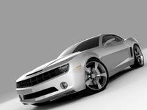 Concepto 2009 de Chevrolet Camaro Fotografía de archivo
