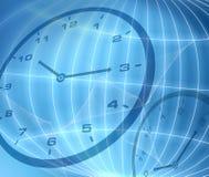 Concepto abstracto del tiempo fotografía de archivo