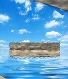 Concepto ambiental, contaminación Imágenes de archivo libres de regalías