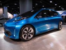 Concepto C de Toyota Prius Fotografía de archivo libre de regalías