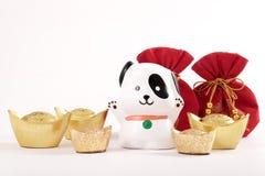 Concepto chino del Año Nuevo Imagen de archivo