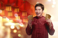Concepto chino del Año Nuevo Fotos de archivo libres de regalías