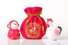 Concepto chino del Año Nuevo Foto de archivo libre de regalías
