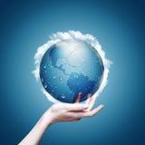 Concepto claro del agua Foto de archivo libre de regalías