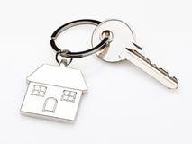 Concepto clave de la casa Imágenes de archivo libres de regalías