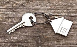 Concepto clave de la casa Foto de archivo libre de regalías